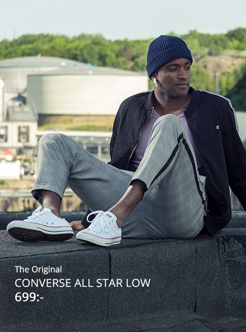 Converse All Star Low tygsko