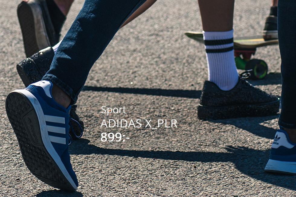 uk availability e0c6d 64077 Sportsneakern Adidas X PLR
