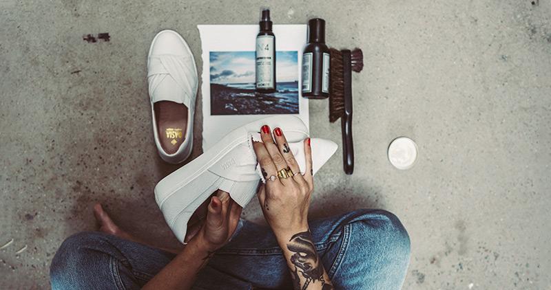 Så håller du dina sneakers fräscha längre