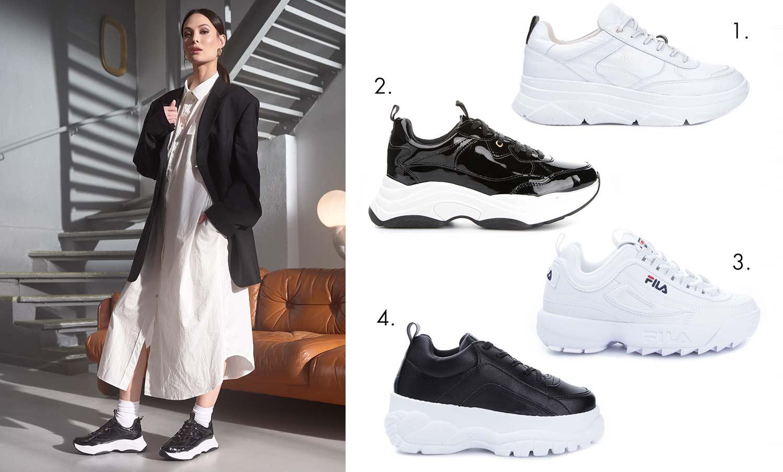Vårens sneakers – så stylar du dem! Scorett.se
