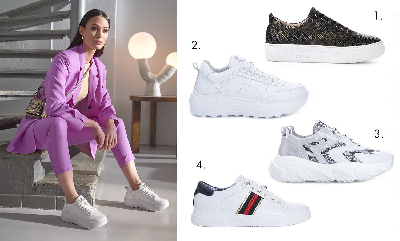Meyella atmosfär Uganda  Vårens sneakers – så stylar du dem! - Scorett.se