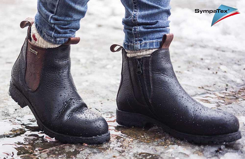 Vattenavvisande skor för alla väder Scorett.se