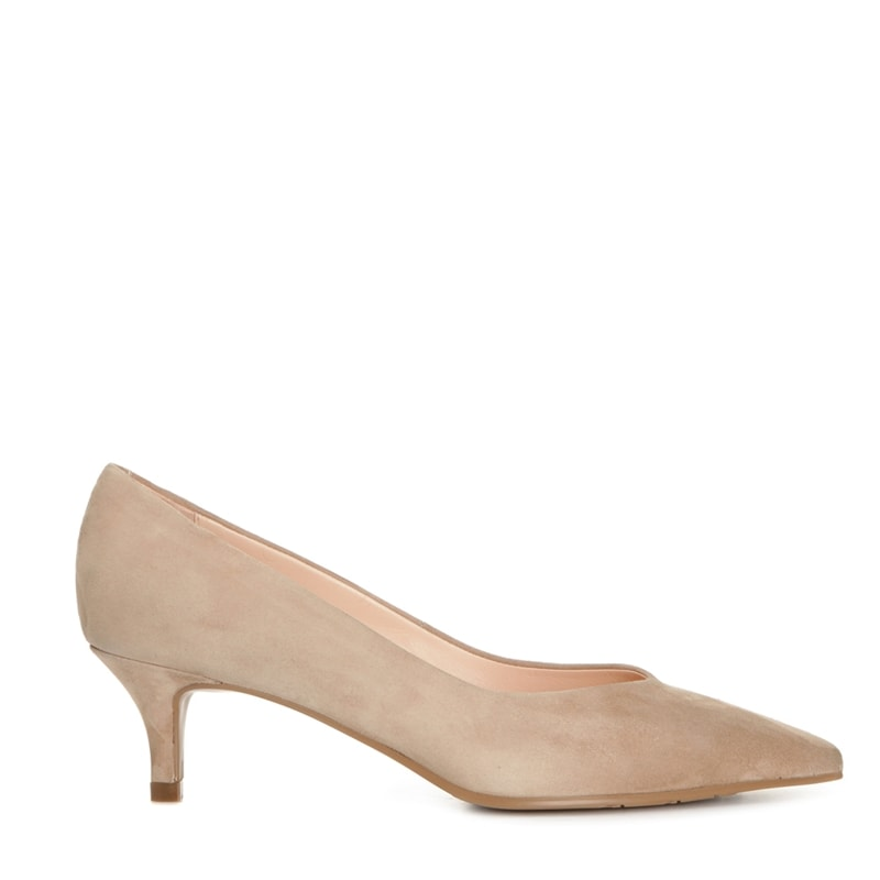 Nena Pumps Mocka