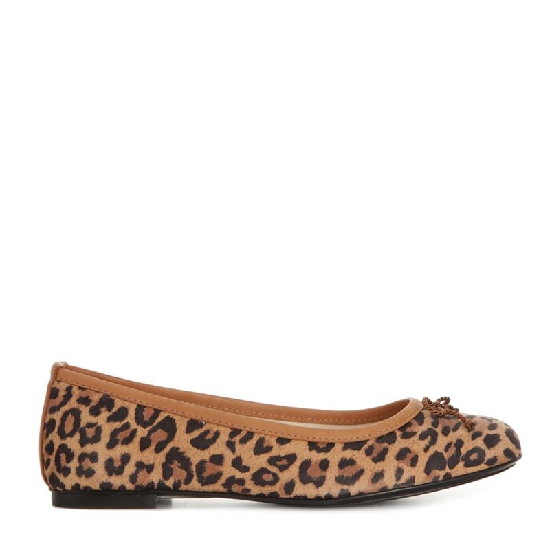 a296d0495c6 DASIA Lupin Ballerina Leopard - Scorett.se