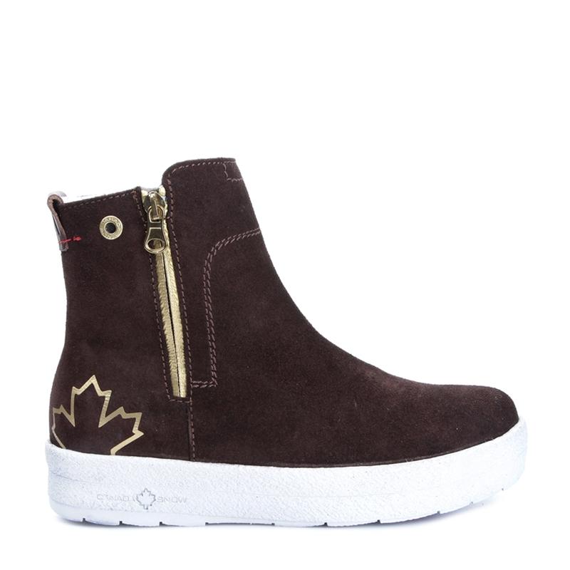 CANADA SNOW Mount Baker Zip Boots