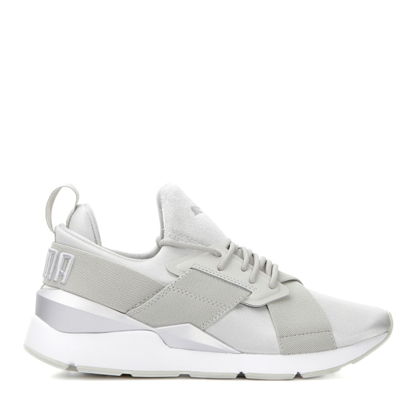 Muse Satin Sneakers