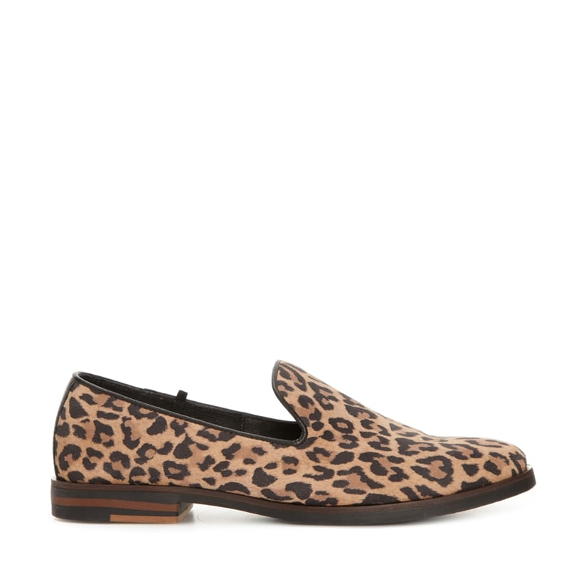Holly Loafers Leopard