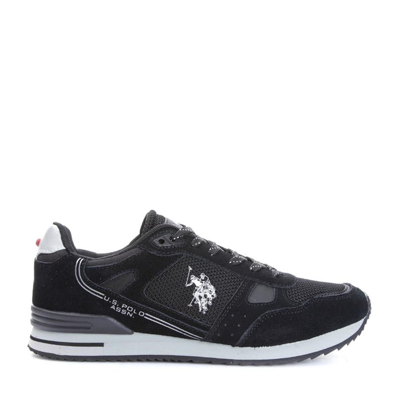 US Polo Wilde3 suede sneakers Scorett.se