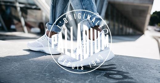 Skor från Palladium online | Scorett.se