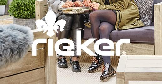Rieker, Sandaler och Tofflor Nordens största utbud av skor