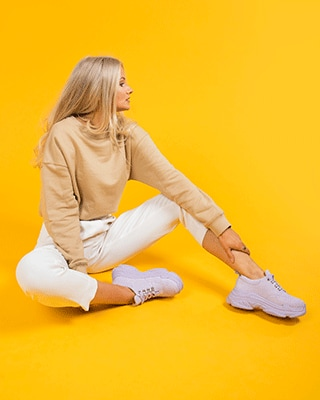 Kategoribild Shoes & Trends Chunky Sneakers