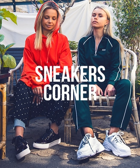 Kategoribild Shoes&Trends Sneakers Corner AW18
