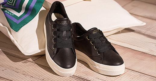 best website 4bcb5 5e536 Oavsett modell signalerar Gants skor en aktiv, medveten och modern livsstil  som uppmanar till att alltid våga ta sig an nya saker.
