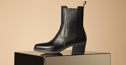 0729a22b7ad Välj Vagabond för trendsäkra och komfortabla sneakers, lågskor,  sandaletter, sandaler, boots och pumps.