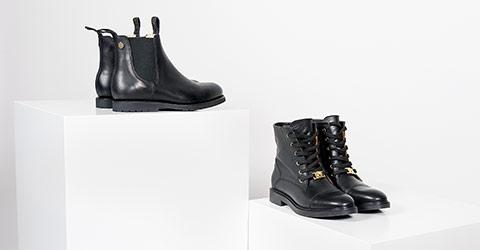 4976b0e8d37 Med dessa skomodeller är det enkelt att klä sig varmt, bekvämt och  samtidigt snyggt om fötterna. Ser du dessutom till att vårda dem väl kan de  hålla sig ...