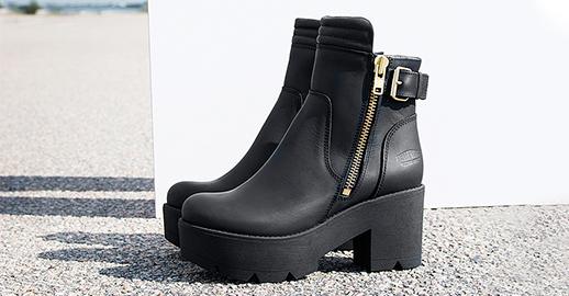 separation shoes 2a1f6 c4141 Exklusivt skinn, slitstarkt gummi och design med attityd garanterar en sko  att älska över tid, oavsett om du väljer Johnny Bulls boots, kängor, ...