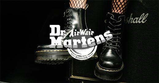 be666b45f82 Med tydliga siluetter, tåligt material och ingivande självsäkerhet är Dr.  Martens kängor och boots definitivt här för att stanna.