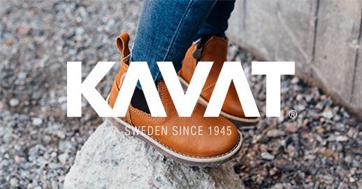 e8e9ebfd0bd Man har en egen, miljövänlig fabrik i Bosnien, ett naturligt steg när många  av Kavats skor stolt bär miljömärkningen EU Ecolabel.