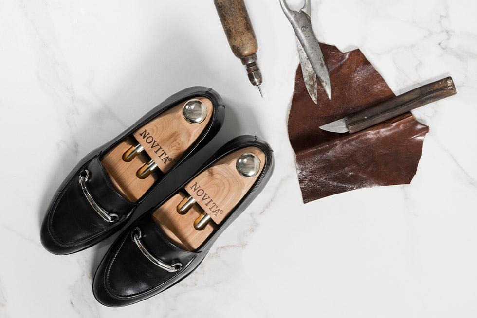 Icke gamla 10 tips som håller dina skor fina längre VP-18