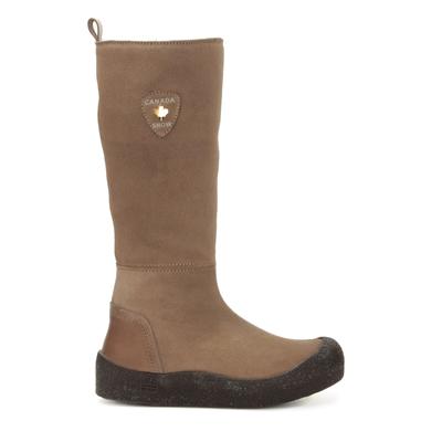 höga boots med dragkedja