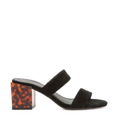 sandaletter med låg klack