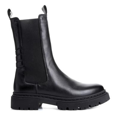 Vagabond Boots Valencia med kilklack Svart Boots Ellos.se
