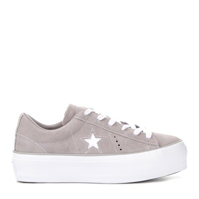 new concept e1fb7 216fd One Star Platform Sneakers